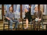 Live with Kelly (March 30, 2017) Matthew McConaughey, Idina Menzel, Rachel Bloom &amp Christian Slater