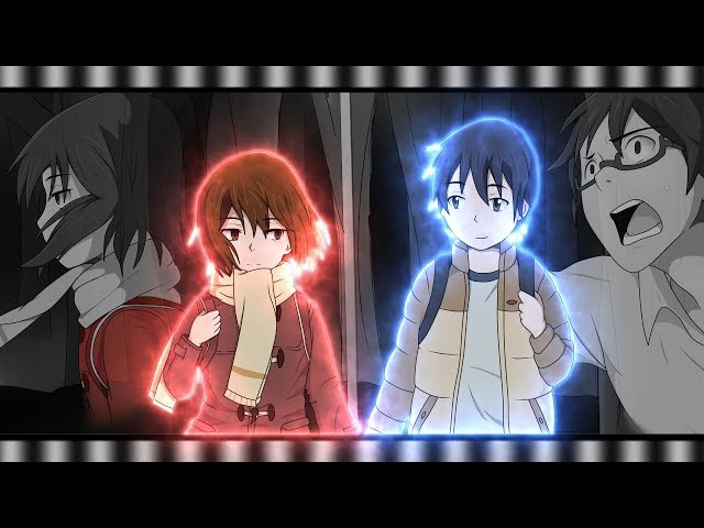 Boku dake ga Inai Machi「AMV」 - Hurts Like Hell