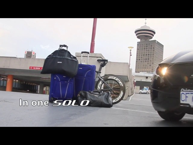 Solo Goes Traveling