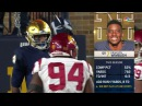 2017 NCAA Football Week 8: SoCal at Notre Dame