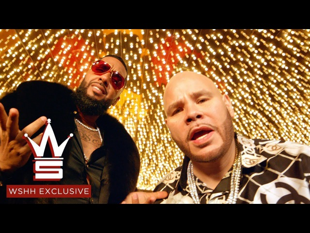 Fat Joe Dre Pick It Up WSHH Exclusive - Official Music Video