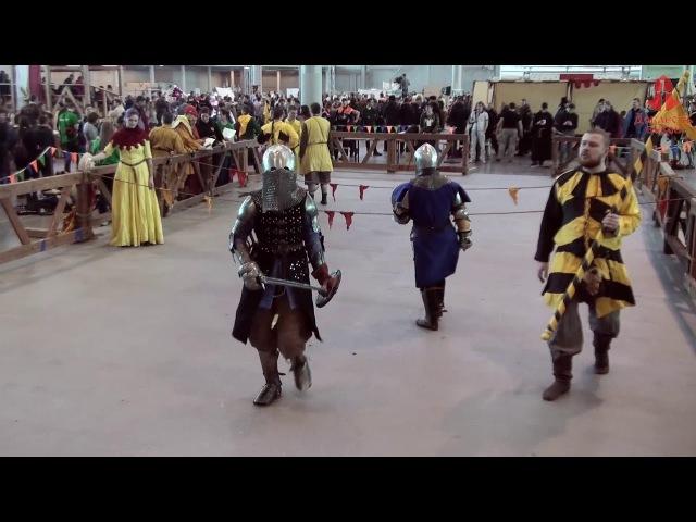 Рекон 2018 Баклер Жен 12fight Славченко vs Горевская