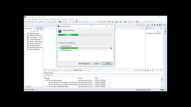 IPGRAY TypeScript How to download and install TypeScript plugin in eclipse