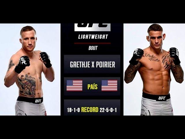 UFC on Fox 29: POIRIER vs GAETHJE