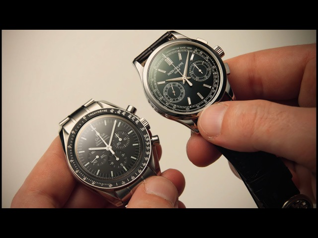 £70,000 Patek Philippe vs £4,000 Omega   Watchfinder Co.