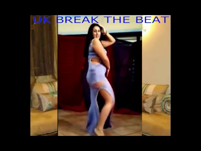 AA The Arabic Aunty is Belly Dancing at home when she was alone