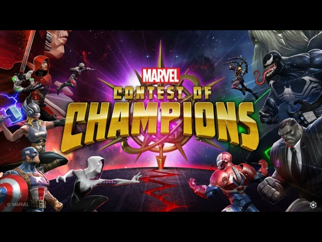 Продолжаем играть в Marvel. Новые юниты и новые уровни.