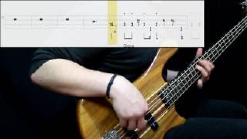 Jamiroquai - Runaway (Bass Cover) (Play Along Tabs In Video)