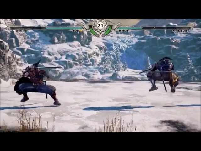 Soul Calibur's new DLC is awesome
