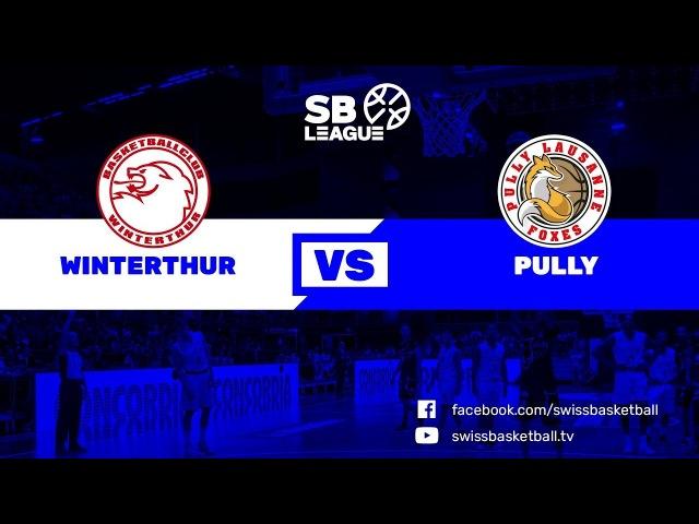 SB League Day 1 WINTERTHUR vs PULLY