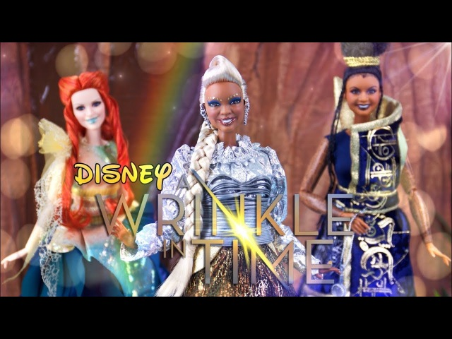 Unbox Daily: DISNEY A Wrinkle in Time Signature Black Label Barbie Dolls
