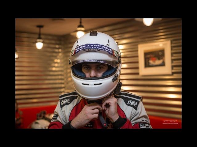 10.02.2018 RARR, 6th Stage, Semifinal 3. Primo Karting. Danilov-Novorussky Onboard