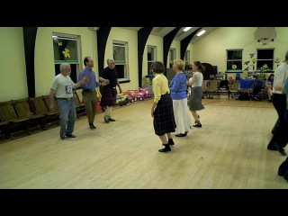 Elusive Muse (or Easily Led) Scottich Country Dance by Tim Wilson-- Danced at Fanwood