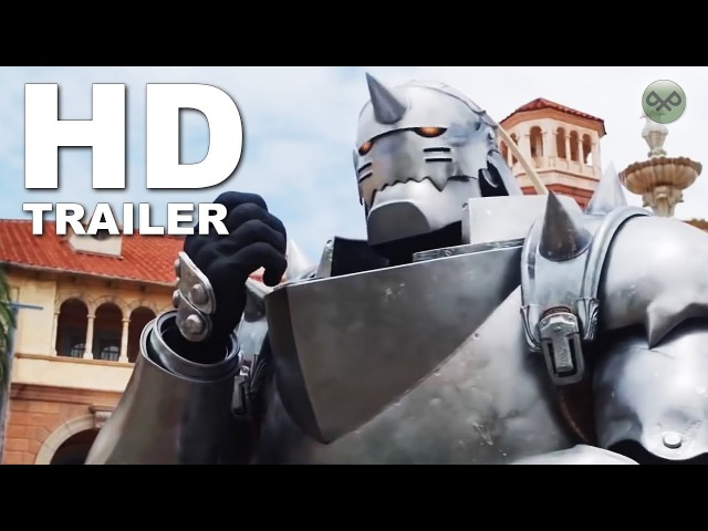 Fullmetal Alchemist - Live Action 2018 Trailer (FULL HD)
