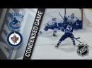 Vancouver Canucks vs Winnipeg Jets – Jan. 21, 2018 Game Highlights NHL 2017/18. Обзор матча