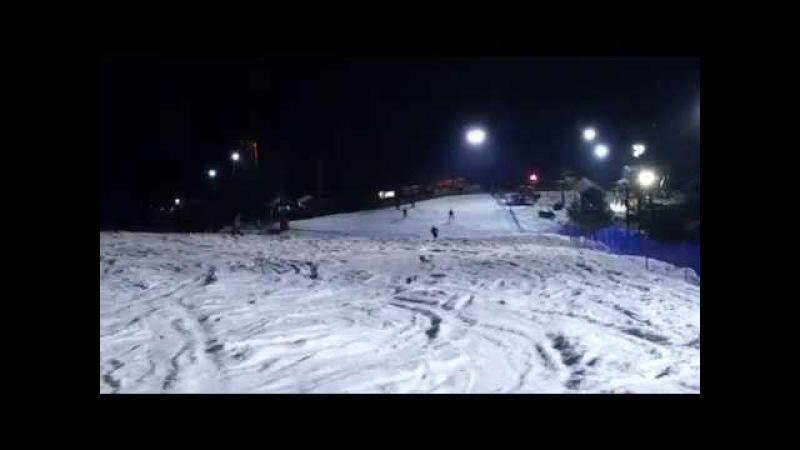 Wyciąg narciarski Klepki Wisła Malinka