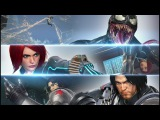 Marvel vs. Capcom Infinite - Winter Soldier, Black Widow &amp Venom Trailer