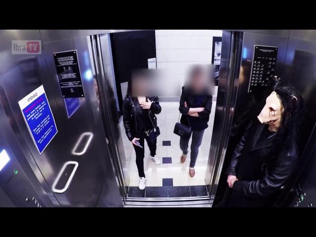 JIGSAW Ultimate Elevator Prank (IbraTV)