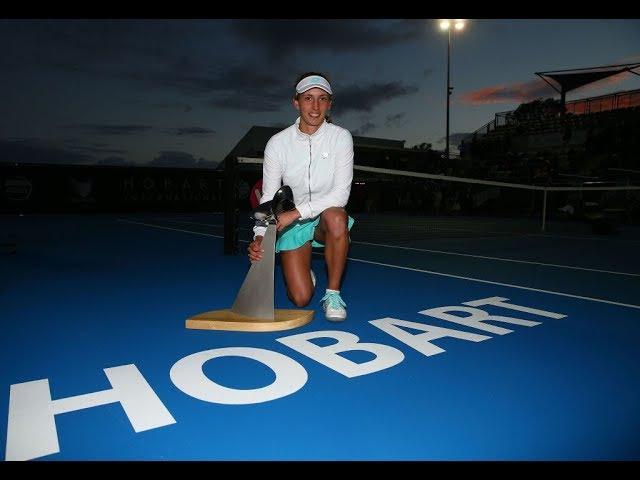 Hobart International 2018 | Final | Elise Mertens vs Mihaela Buzărnescu | WTA Highlights