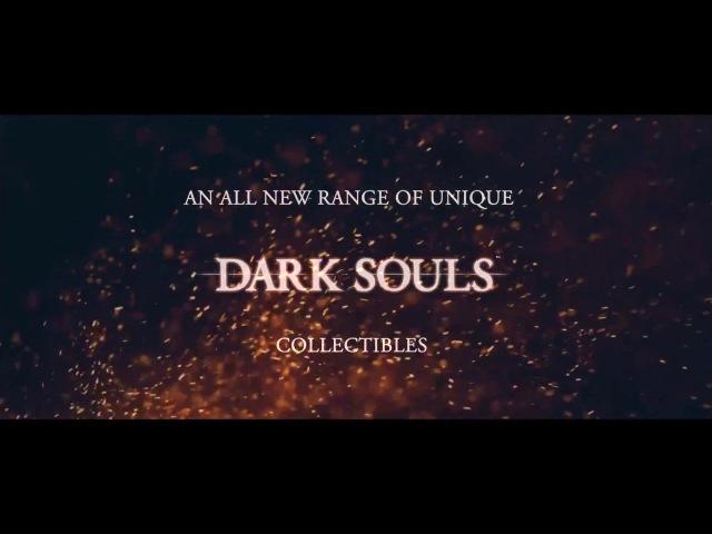 First 4 Figures Presents Dark Souls - Artorias the Abysswalker SD 8 PVC Statue Trailer