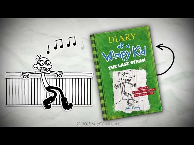 Diary of a Wimpy Kid: The Last Straw by Jeff Kinney