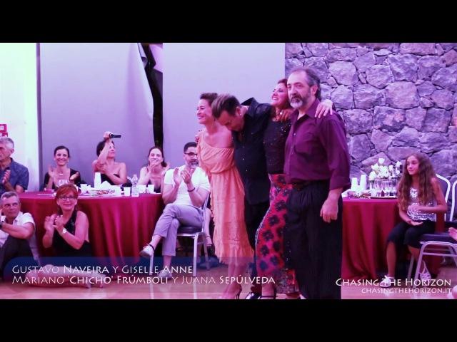 Gustavo Naveira Gisele Anne, 'Chicho' Frumboli Juana Sepulveda - CSTW 2017 - The Legendary Ronda 2/2