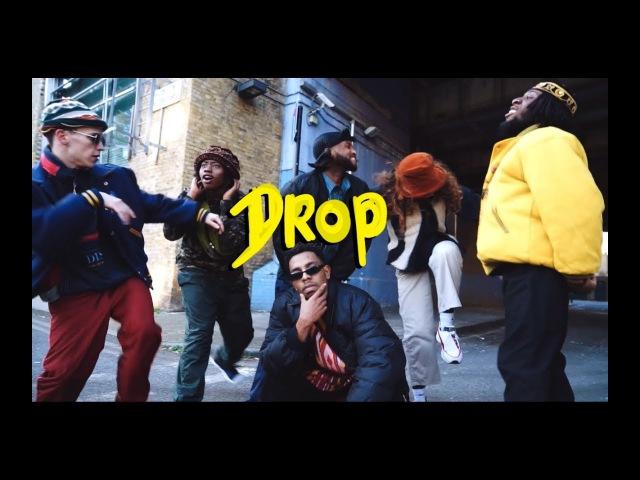 The Pharcyde - Drop (Dance Homage)   Shay Latukolan