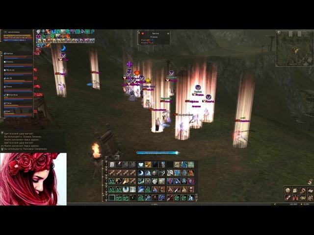 Lineage 2/Gran Kain/Elven Elder 79 lvl/Eol69 Team/SOA Side