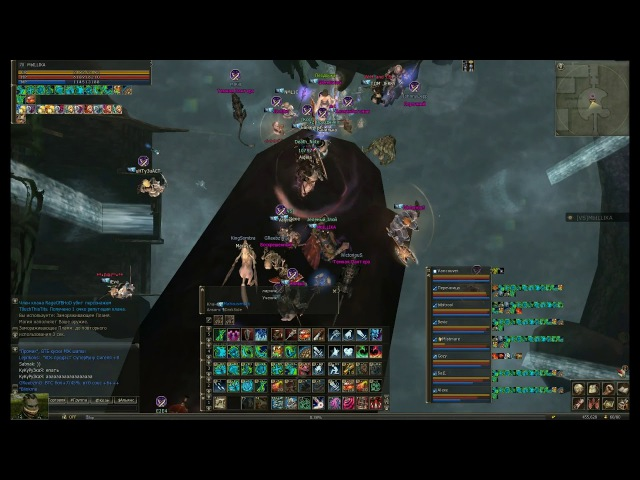 Lineage 2 Classic shilien MbILLIKA Warc on The WateRR