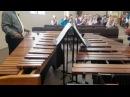Marimba Quartet - Aha — Take on Me