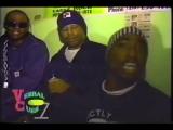 Treach , 2Pac Grand Puba - Freestyle 92