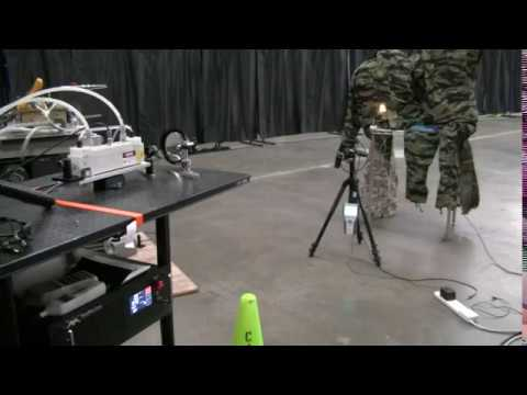 The Joint Non-Lethal Weapons Directorate recent direct energy demonstrations