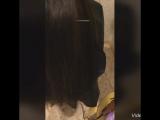 Полировка волос для Ангелины?