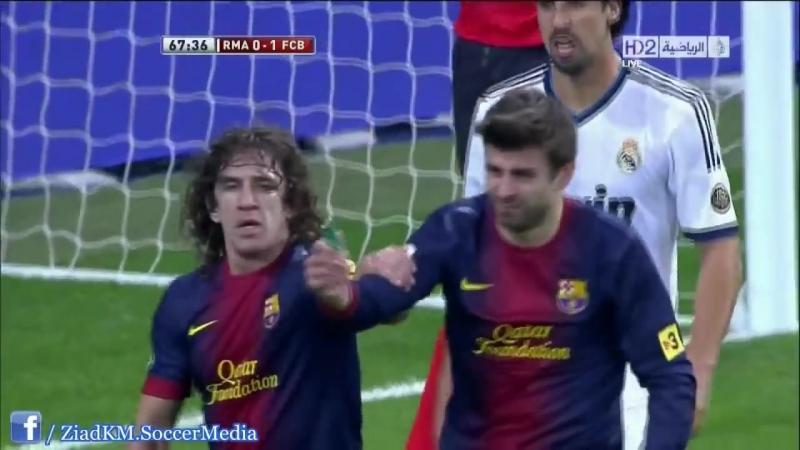 Carles Puyol, The King of Fair Play