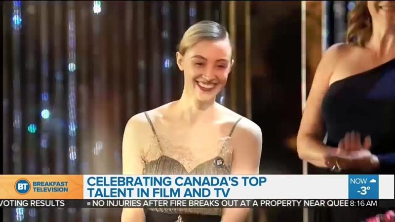 Highlights from the Canadian Screen Awards