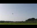 Falcon 30iV Swept wing with Airfoil- Good Flight and Gliding