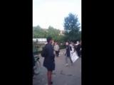 Другая запись атаки трансактивистов на 60-летнюю феминистку в  Гайд Парке, Лондон 13/09/2017