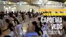 Capoeira Vlog 12. Первая батизада Gafanhoto и Gogo