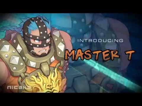 Blade Strangers - Master T Trailer