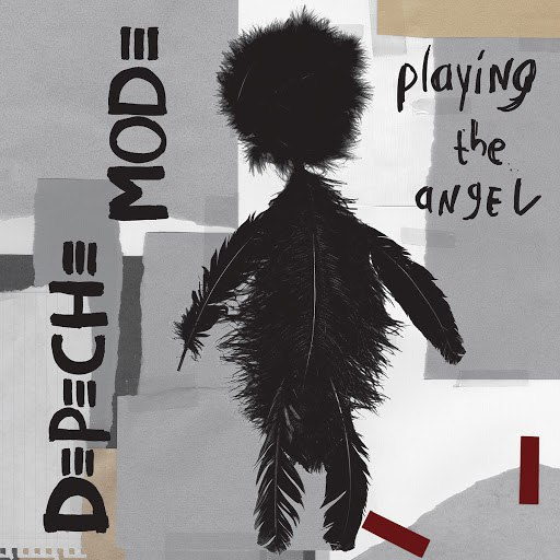 Depeche Mode альбом Playing the Angel (Deluxe Version)