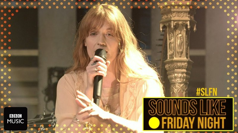 Florence The Machine - Hunger (TV Debut)