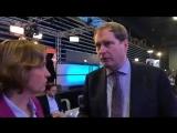 Carsten Ubbelohde AfD im Gespräch mit Beatrix von Storch AfD auf dem 9- AfD Parteitag- 30-06-2018