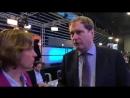 Carsten Ubbelohde AfD im Gespräch mit Beatrix von Storch AfD auf dem 9 AfD Parteitag 30 06 2018
