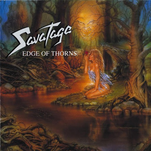 Savatage альбом Edge of Thorns (Bonus Track Edition)