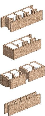 Стены монолитные