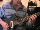 Baba ORiley - The Who - CSI Theme Music - Guitar Lesson