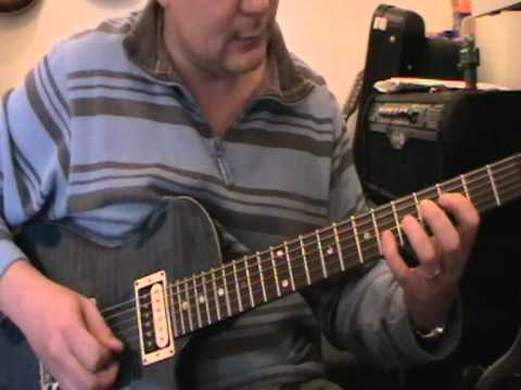 Baba O'Riley The Who CSI Theme Music Guitar Lesson