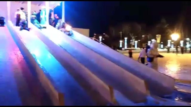 Новый год 2018 Шоу проект FireFox Сергиев Посад Москва