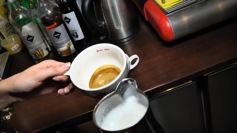 Настоящий эспрессо и самый вкусный капучино от бариста Coffee House