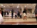 девушка круто танцует лезгинку
